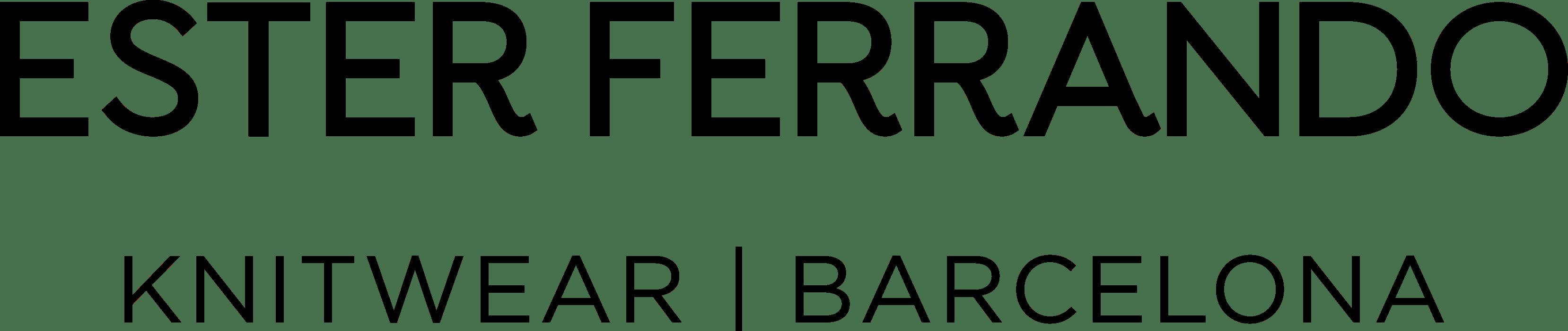 Ester Ferrando – Knitwear | Barcelona